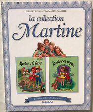 INTEGRALE COLLECTION MARTINE n°1 ¤ A LA FERME/EN VOYAGE ¤ 2009 CASTERMAN