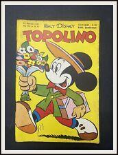 ⭐ TOPOLINO libretto # 43 - Disney Mondadori 1952 - DISNEYANA.IT ⭐