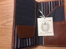 New Cutter & Buck Business Travel Passport ID Organizer Legacy Travel Wallet