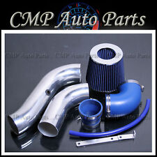 2004-2008 CHEVY AVEO 1.6L COLD AIR INTAKE INDUCTION KIT SYSTEMS BLUE
