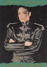 VIGNETTE PANINI MICHAËL JACKSON  HISTORY N° 59 / 1996