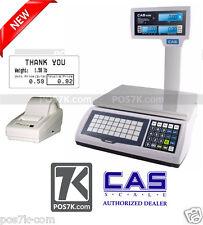 CAS S2000 JR Pole Price Computing Scale 60 LB S2000JR