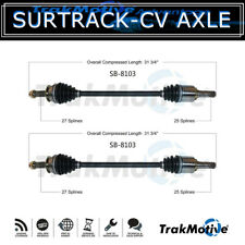 FRONT LEFT Cv Axle Shaft X1 fits Subaru Forester NEW 2014-2016 Surtrack