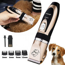 NEW Professional Grooming Kit Pet Hair Trimmer Animal Cat Dog Clipper Shaver Set