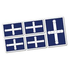 Eureka Flags Sticker Aussie Car Flag 4x4 Funny Ute #6683en
