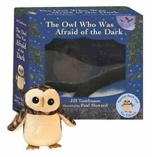 NEW BOX - OWL WHO WAS AFRAID of the DARK   BOOK and PLUSH TOY