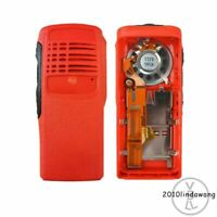 Red Replacement Case Housing with Speaker Mic for Motorola HT750 2Way Radio