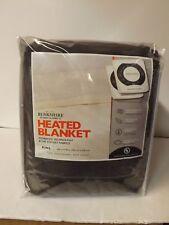 Berkshire Blanket Primalush Intellisense Blanket-Chocolate-King-Nw t-H212277