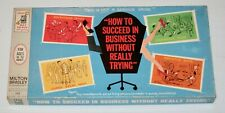 How to Succeed in Business Without Really Trying Board Game 1963 Vintage EUC MB