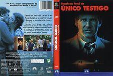 DVD UNICO TESTIGO, SEMINUEVO !!!