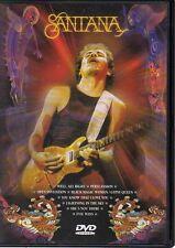 dvd SANTANA LIVE IN AUSTRALIA Edizione spagnola