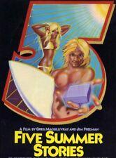 5- Summer Stories DVD
