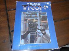 1982 The Art of Tron book by Michael Bonifer, Little Simon