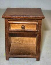 VINTAGE ENFIELD SHAKER STYLE NIGHT STAND #1357 DOLLHOUSE FURNITURE