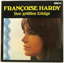 """FRANCOISE HARDY - IHRE GRÖSSTEN ERFOLGE 12"""" LP (B999)"""