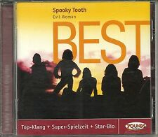 Spooky Tooth Evil Woman (Best) Zounds CD