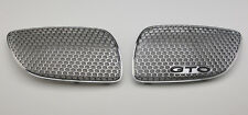 2004-2006 Pontiac GTO Kidney Reproduction Grilles Grills 04-06 Inserts CHROME