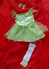 *+*DISNEY-TINKERBELL COSTUME*DRESS*BOW*SOCKS*BABY GIRL : infant tinkerbell costume 6 months  - Germanpascual.Com
