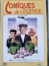 C62 DVD COMEDIE LA SOUPE AUX CHOUX Louis DE FUNES Jacques VILLERET Jean CARMET