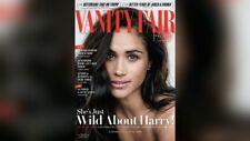 Vanity Fair Magazine October 2017 Meghan Markle ROYAL FAMILY SEALED