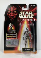 Star Wars Episode 1 Figure- Naked C-3PO Comm Tech Chip
