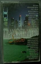 Transatlantic Sessions; Various Artists (Cassette, 2001, Ceili Music) New