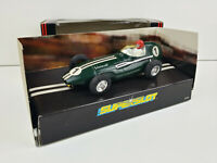 Slot car Scalextric Superslot C041 VANWALL F1 #1 Serie Power and Glory