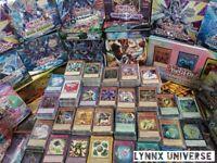 YuGiOh 10 Cards Lot - No Duplicates