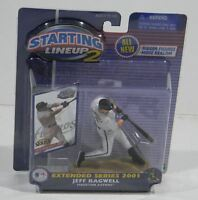 2001 JEFF BAGWELL STARTING LINEUP 2 EXTENDED SERIES HOUSTON ASTROS