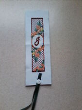 cross stitch bookmark  design Christmas Sale