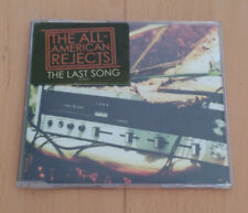 CD SINGLE THE ALL AMERICAN REJECTS THE LAST SONG DREAMWORKS 2003 NOFX PUNK ROCK