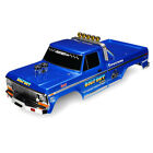 Traxxas 3661 - Bigfoot No.1 1/10 Body, Painted, Blue & Decals