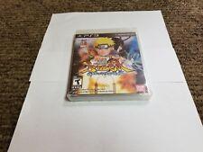 Naruto Shippuden: Ultimate Ninja Storm Generations Sony PlayStation 3, 2012 new