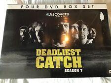 Deadliest Catch Series 7 DVD Box Set brand new sealed RRP £29.