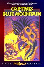 "ELFQUEST Readers Collection vol 3 ""Captives of Blue Mountain"" NEW, SIGNED!"