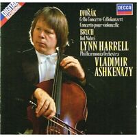 Dvorák-Cello Concerto In B Minor/Bruch-Kol Nidrei:L.Harrell,V.Ashkenazy,Philharm