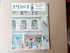 Saturday Evening Post Magazine October 2 1954 Complete