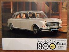 MORRIS 1800 Mk.II orig 1969 UK Mkt Sales Brochure - BL 2513/E