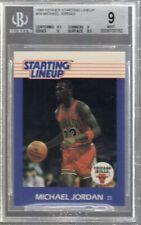 1988 Kenner Starting Lineup Michael Jordan BGS 9