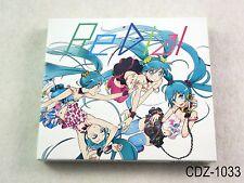 livetune feat. Hatsune Miku Re:Dial Music CD + DVD Japanese Import JP US Seller
