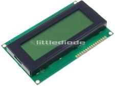 DEM20485SYH-LY Display LCD alphanumeric STN Positive 20x4 LED PIN16