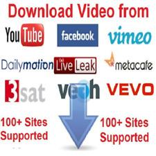 Youtube Video Download Online Video Converter DVD Burner - Instant Download