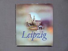 Buch, Bildband, Leipzig in Farbe, Rössing / Schütte, Brockhaus DDR, EA 1984