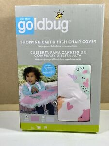 on the go shopping cart/ highchair cover New! Unused!