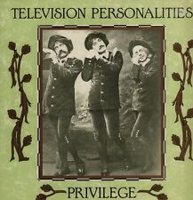 Television Personalities(Vinyl LP)Privilege-Fire-FIRE LP21-UK-1989-Ex-/NM