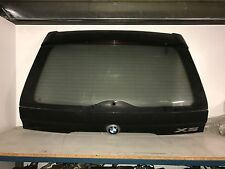 BMW X5 E53 Series Upper Tailgate - Black - USED