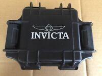 Invicta 1 One Slot Collector's Dive Case/watch Box-rare Black Color! DC1BLK