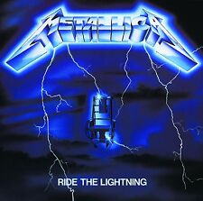 METALLICA - RIDE THE LIGHTNING (LTD REMASTERED DELUXE BOXSET) 4 LP+6 CD+DVD NEW+