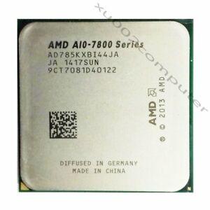 AMD A10-7850K Quad-Core 3.7 GHz Socket FM2+ 95W CPU Processor