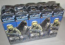HALO 10TH ANNIVERSARY SEALED BOOSTER BRICK Heroclix 10 Packs New Sealed
